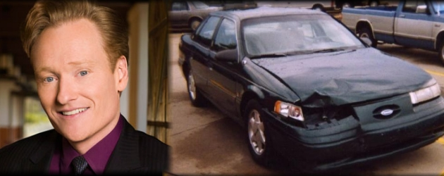 photo of Conan O'Brien Ford Taurus - car